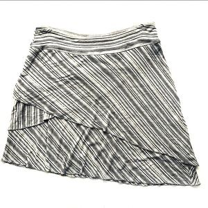 ☂️Athleta Asymmetrical, Layered Skirt Sz M